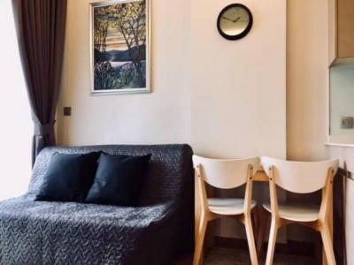 ขายคอนโดสุขุมวิท อโศก ทองหล่อ : ลดฟ้าผ่า⚡️ขายพร้อมผู้เช่า คอนโดเวียโบทานิ (เจ้าของขาย) ขนาด 1 ห้องนอน ระเบียงหันทางซอยสุขุมวิท 47 ห้องขนาด 35 ตรม. วิวไม่บล็อก