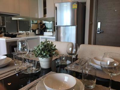 For SaleCondoSathorn, Narathiwat : Sell The address Sathorn, 2 bed, view, MahaNakhon building