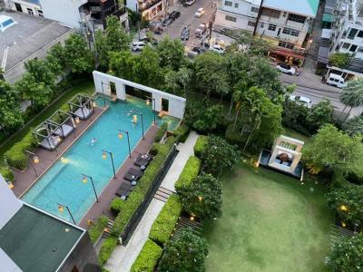 For RentCondoSathorn, Narathiwat : For rent, The address Sathorn 2 bed, City view building