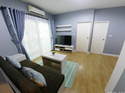 For SaleCondoOnnut, Udomsuk : Quick sale, good price, spacious 2 bedroom with tenant My condo Sukumvit 103 near BTS Udom Suk