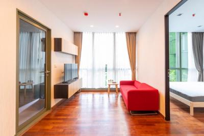 For RentCondoRatchathewi,Phayathai : [For Rent] Wish Signature 1bed 35sqm. Private lift. 22,000 baht/month. Agent welcome.