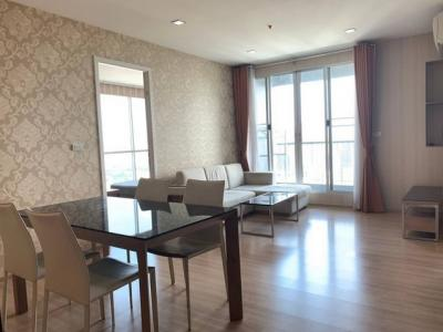 For SaleCondoSapankwai,Jatujak : Sell cheap Rhythm phahol ari 2 bed, high floor, full price, cannot find anymore