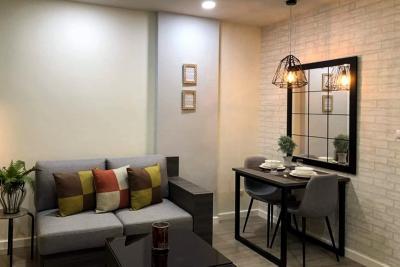 เช่าคอนโดเชียงใหม่-เชียงราย : Dcondo Ping ดีคอนโด พิงค์ เชียงใหม่ ชั้น 4, 1 ห้องนอน 31 ตรม . เช่าคอนโดใกล้กับเซนทรัลเฟสติวัล