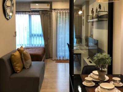 เช่าคอนโดเชียงใหม่-เชียงราย : เอสเซ็นท์ วิลล์ เชียงใหม่ Escent Ville Chiangmai เซ็นทรัลเฟสติวัล ชั้น 7 , 24 ตรม