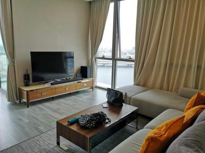 เช่าคอนโดบางซื่อ วงศ์สว่าง เตาปูน : ให้เช่า 333 ริเวอร์ไซด์ 2ห้องนอน ห้องมุม ตกแต่งสวยงาม