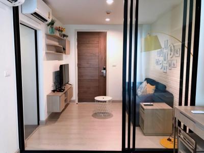 For RentCondoOnnut, Udomsuk : FOR RENT NICHE MONO SUKHUMVIT 50 Building A 2F unit1184 / 010 30Sq.m