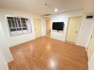 For SaleCondoRamkhamhaeng, Hua Mak : Condo for sale, Lumpini Ville Ramkhamhaeng 44, 36.3 sqm, 1 floor, 17th floor, East A building, 1.85 million 064-9598900