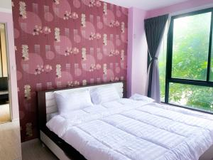 For SaleCondoLadprao 48, Chokchai 4, Ladprao 71 : Condo for sale at MY STORY, Ladprao 71, behind Central East View, 1 bedroom, 1 bathroom, 35 sqm. Building C, for sale with tenants