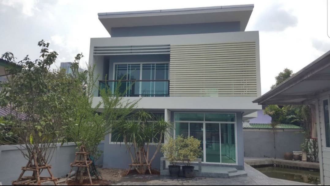 For RentHome OfficeSapankwai,Jatujak : 🔥 New house for rent in Soi Pradipat, 2 storey modern style