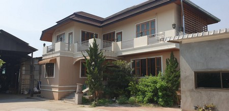 For SaleFactoryLamphun : House and factory, Lamphun Province, the owner sells himself