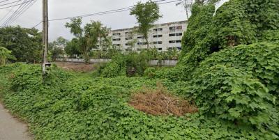 ขายที่ดินวิภาวดี ดอนเมือง : ขายที่ดินเปล่า ในซอยพหลโยธิน46/1 เนื้อที่ 583 ตารางวา (ติดทรัพย์)