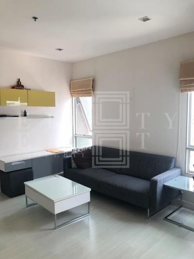 เช่าคอนโดรัชดา ห้วยขวาง : For Rent The Room Ratchada-Ladprao (62 sqm.)
