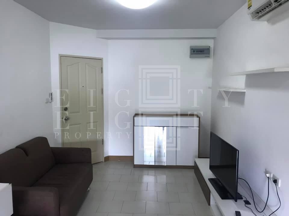 For RentCondoRatchadapisek, Huaikwang, Suttisan : For Rent Supalai City Resort Ratchada Huaikwang (60 sqm.)
