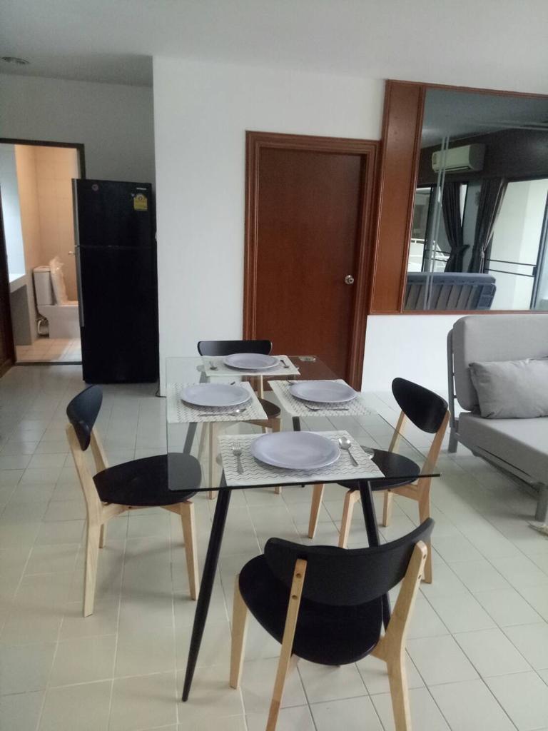 For RentCondoSukhumvit, Asoke, Thonglor : Saranjai Mansion Sukhumvit 4 (2 Beds 73 Sqm) @BTS Nana 25,000 THB (Negotiable)
