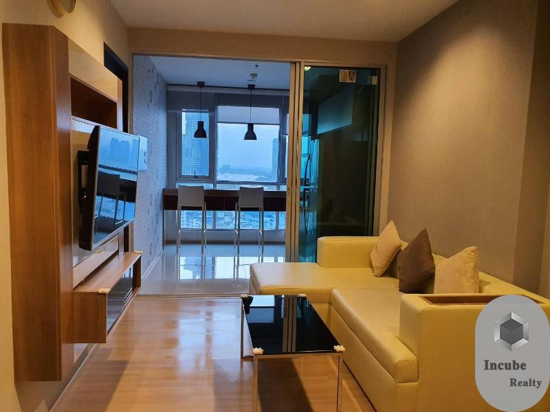 For SaleCondoSathorn, Narathiwat : P33CR2005017  Rhythm Sathorn 1 Bed