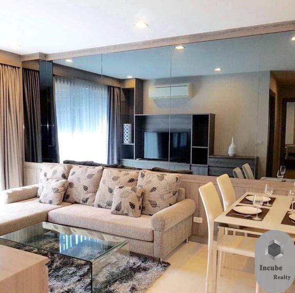 For RentCondoSukhumvit, Asoke, Thonglor : P10CR2005016  Trapezo Sukhumvit 16 2 Bed