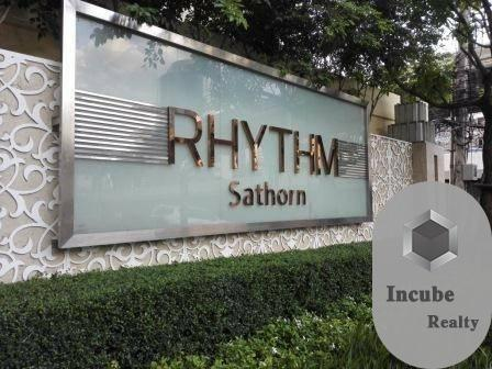 For SaleCondoSathorn, Narathiwat : P33CR2005046  Rhythm Sathorn 1 Bed