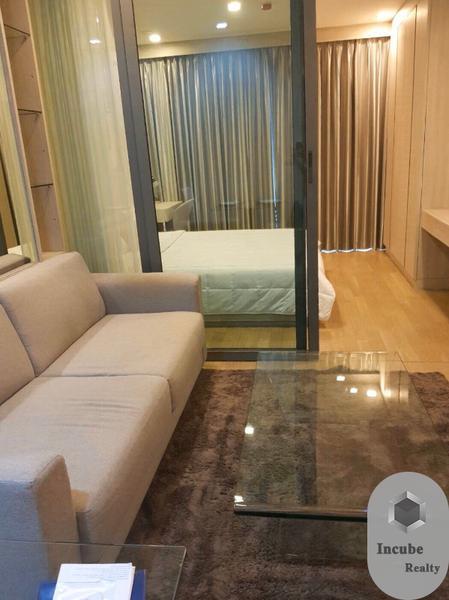 For RentCondoSukhumvit, Asoke, Thonglor : P10CR2005017  Trapezo Sukhumvit 16 1 Bed