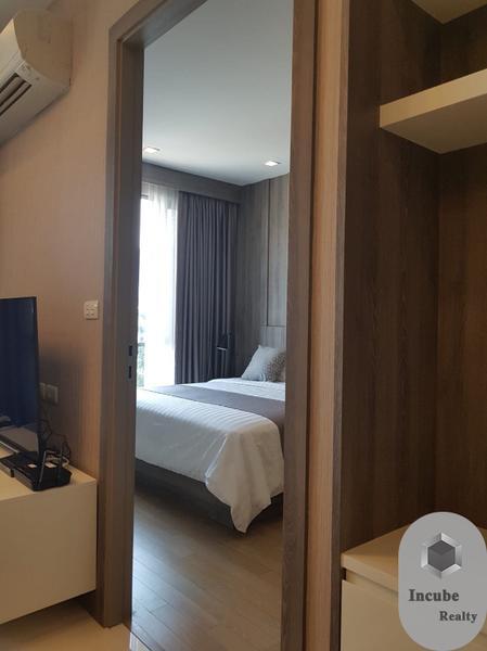 For RentCondoSukhumvit, Asoke, Thonglor : P10CR2005015  Trapezo Sukhumvit 16 1 Bed