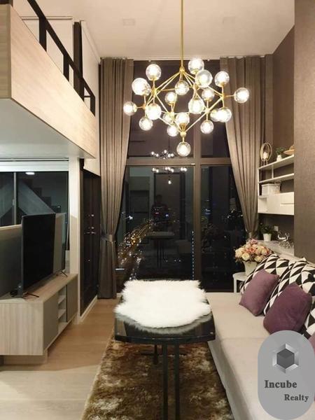 For RentCondoRama9, RCA, Petchaburi : P30CR2005004  Chewathai Residence Asoke 1 Bed