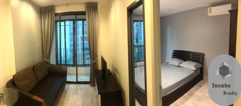 For RentCondoRama9, RCA, Petchaburi : P12CR2005003  Ideo Mobi rama 9 1 Bed