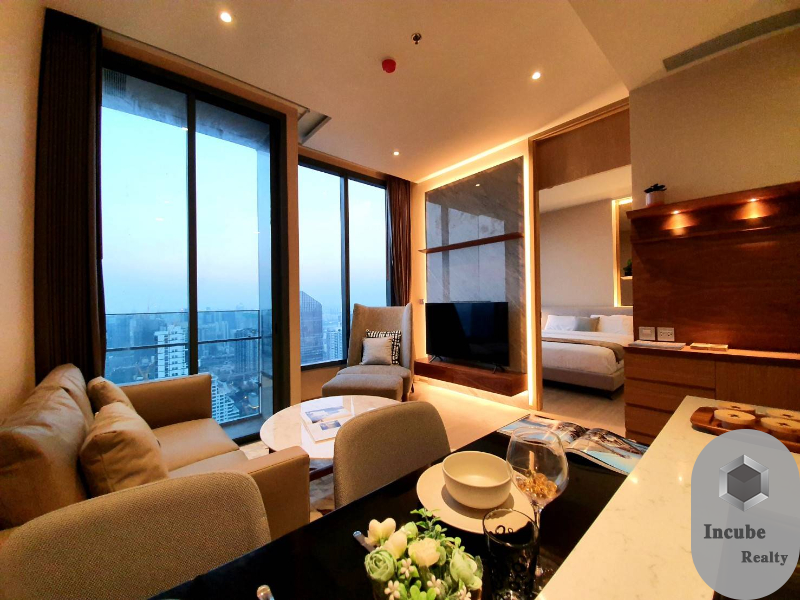 For SaleCondoSukhumvit, Asoke, Thonglor : P27CR2004020 The Esse Asoke 1 Bed