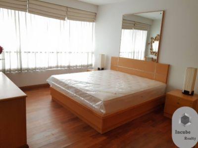 For RentCondoWitthayu,Ploenchit  ,Langsuan : P35CR2004003  Langsuan Ville 2 Bed