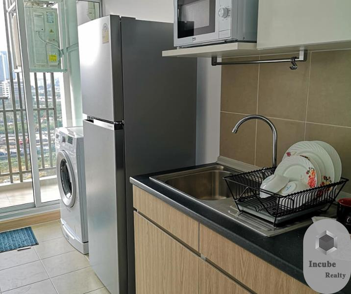 For RentCondoRama9, RCA, Petchaburi : P16CR2005009  Supalai Veranda Rama 9 2 Bed