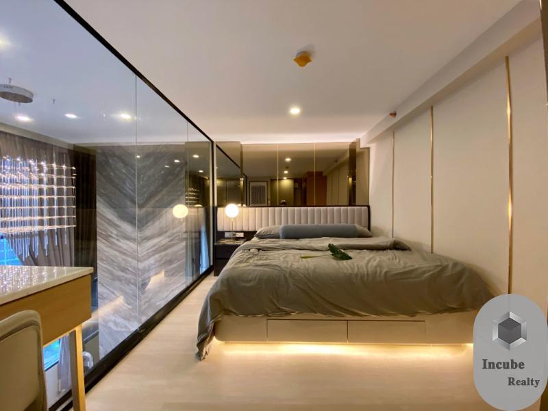 เช่าคอนโดสาทร นราธิวาส : P33CR2005032  ไนท์ บริดจ์ ไพร์ม สาทร 1 Bed