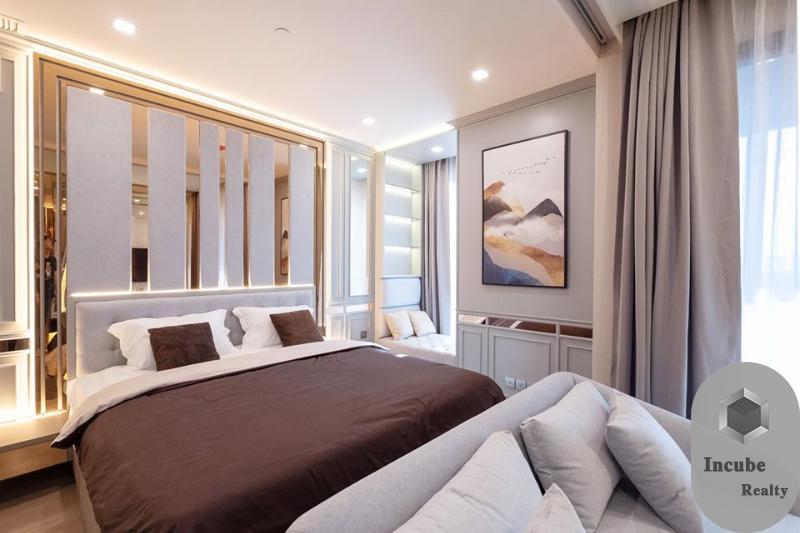 For RentCondoSukhumvit, Asoke, Thonglor : P01CR2005007  Ashton Asoke 1 Bed