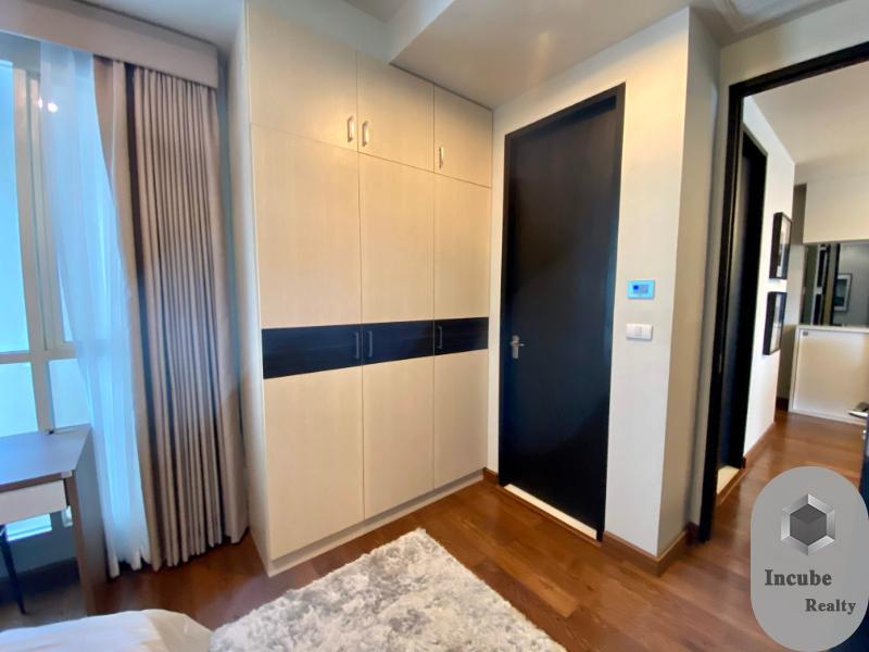 For RentCondoWitthayu,Ploenchit  ,Langsuan : P33CR2005035  The Address Chidlom 2 Bed
