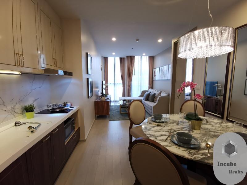 For RentCondoWitthayu,Ploenchit  ,Langsuan : P33CR2005023  Noble Ploenchit 1 Bed