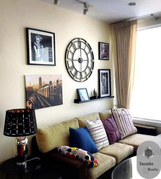 For RentCondoSukhumvit, Asoke, Thonglor : P16CR2005005  Siri Residence Sukhumvit 1 Bed