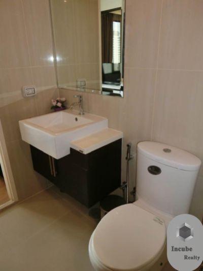 For RentCondoRama9, RCA, Petchaburi : P16CR2004010  Villa Asoke 1 Bed
