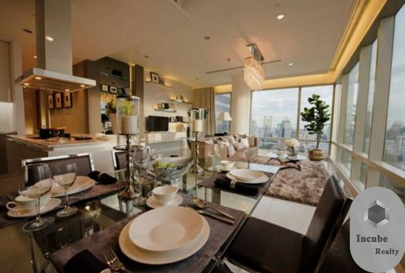 For RentCondoWitthayu,Ploenchit  ,Langsuan : P27CR2005053  185 Rajadamri 2 Bed