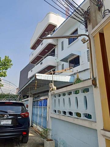 เช่าโกดังนวมินทร์ รามอินทรา : RK026ให้เช่าอาคาร 2 คูหา พร้อมโกดัง พื้นที่ใช้สอยรวม 1000 ตรม ซอยมัยลาภ รามอินทรา14