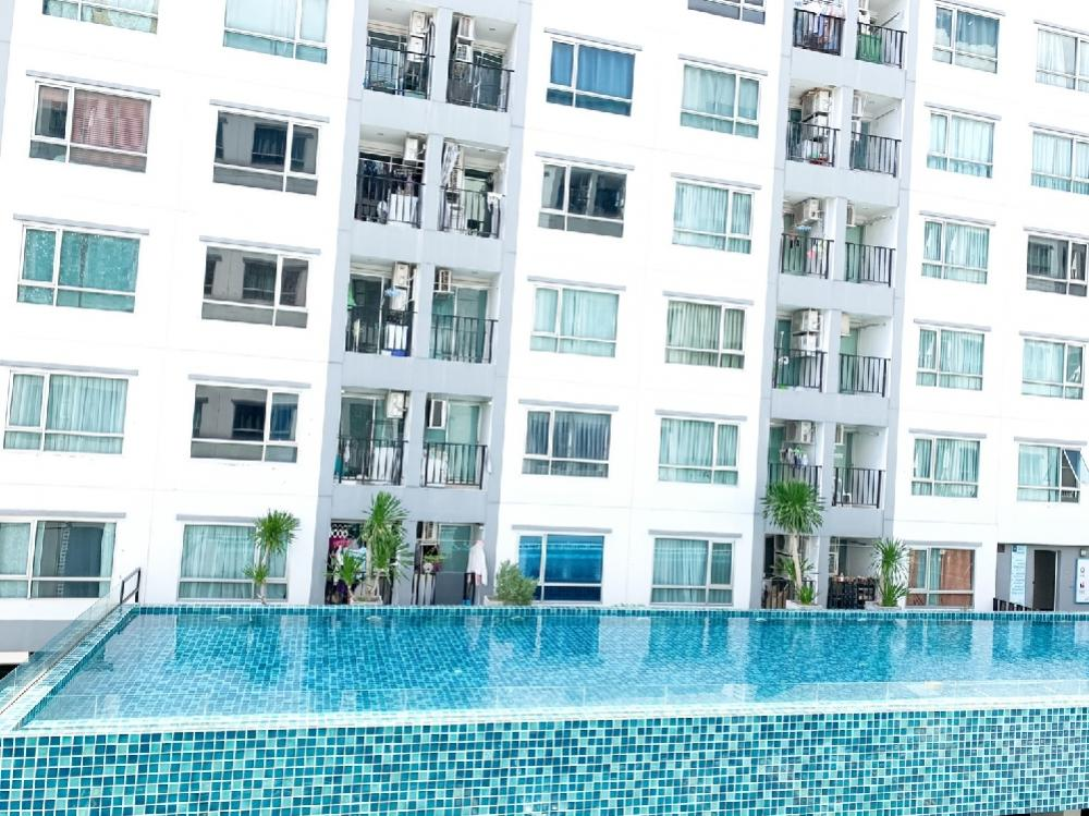 For RentCondoKasetsart, Ratchayothin : You Rent You2Condo @ Kaset Intersection, Soi Phahonyothin 34. Rental price only: 9,000 baht 29 sq.m. Uncomfortable. Building A, Floor 31, 1 bedroom, 1 living room, 1 bathroom, 1 kitchen.