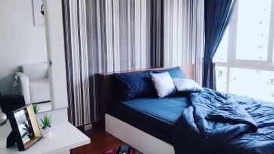 เช่าคอนโดลาดกระบัง สุวรรณภูมิ : ให้เช่า/FOR RENT AIRLINK CONDO ร่มเกล้าใกล้สนามบินสุวรรณภูมิ 10 นาที ขนาด 35.5 ตรม 1 ห้องนอน