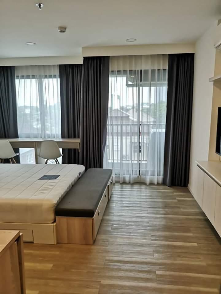 ขายคอนโดเกษตรศาสตร์ รัชโยธิน : 🏢Condo for Sale KENSINGTON KASET CAMPUS  📌1Bed 25.39Sq.m. 12th floor /Building B