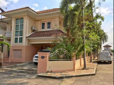 For RentHouseBang kae, Phetkasem : RH337 House for rent, Phakawan Village, Bang Phai, Bang Khae, Bangkok.