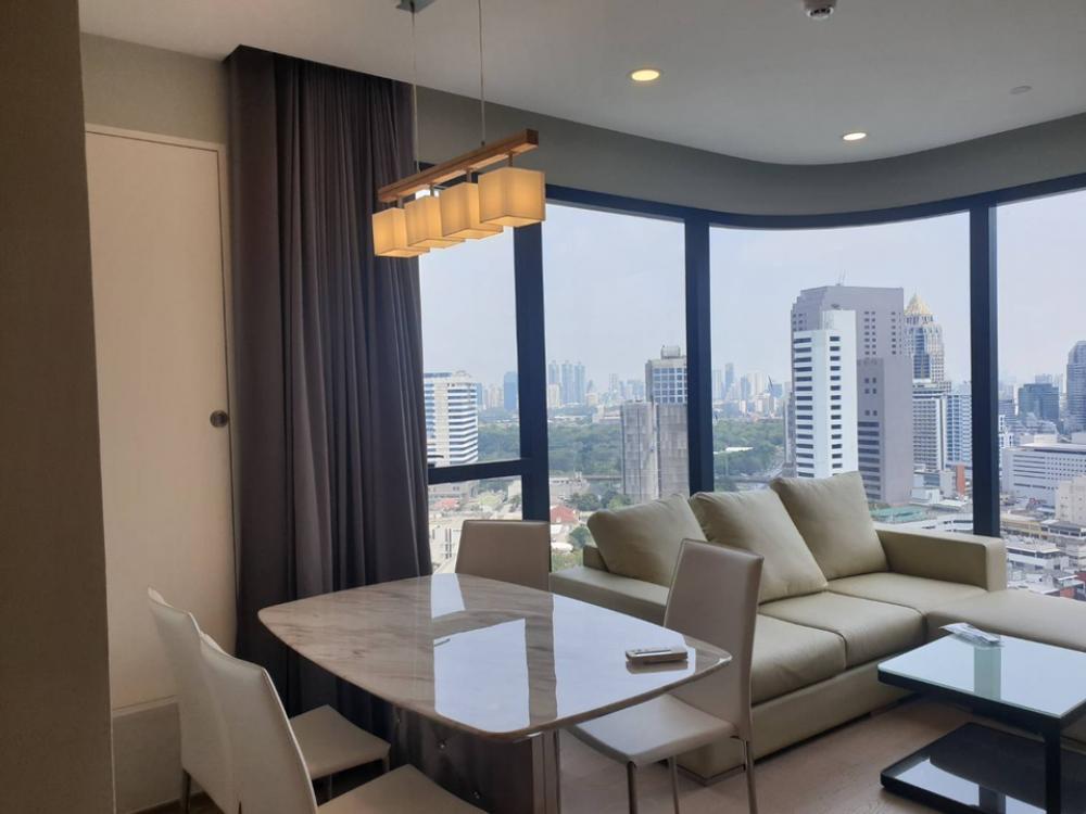 เช่าคอนโดสยาม จุฬา สามย่าน : ให้เช่าห้องใหม่ถูกกว่าตลาด Ashton chula 2 ห้องนอน ด่วน !