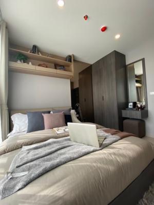 ขายคอนโดอ่อนนุช อุดมสุข : ขายด่วน ห้องหลุดดาวน์ Elio del nest 31ตรม. 1ห้องนอน วิวสวน โทร: 0868889328(บอล)