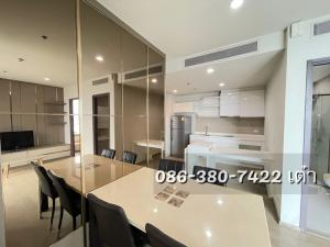 For SaleCondoRatchathewi,Phayathai : Selling a new room, 2 bedrooms, 2 bathrooms, Pybe by sansiri 67.77 square meters. New room, good price, high floor, cheaper than the market 0863807422 Tao