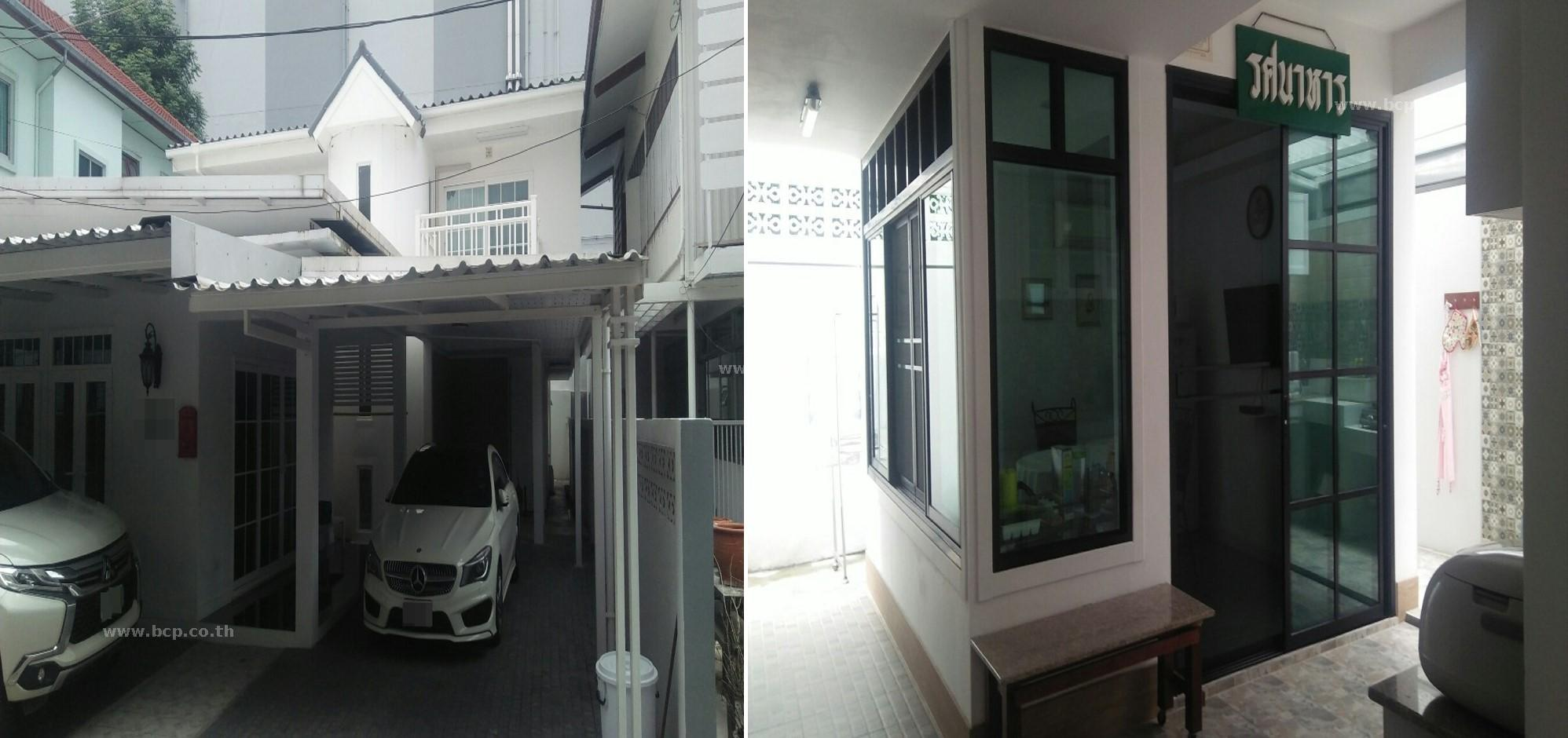 For SaleHouseSathorn, Narathiwat : House for sale, Soi Nanglinchee, Chong Nonsi, Yannawa