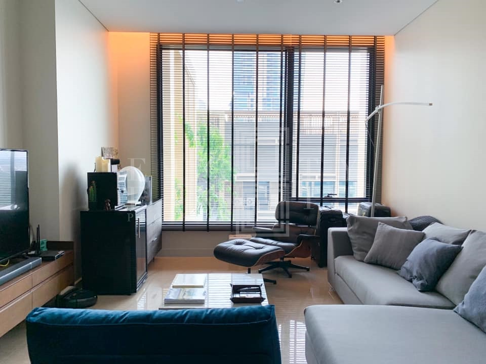 For SaleCondoWitthayu,Ploenchit  ,Langsuan : For Sale Sindhorn Residence (75 sqm.)