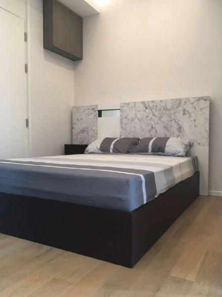For RentCondoLadprao, Central Ladprao : The Saint Residences Phahon Yothin Luxury Condominium 3 bedrooms for rent