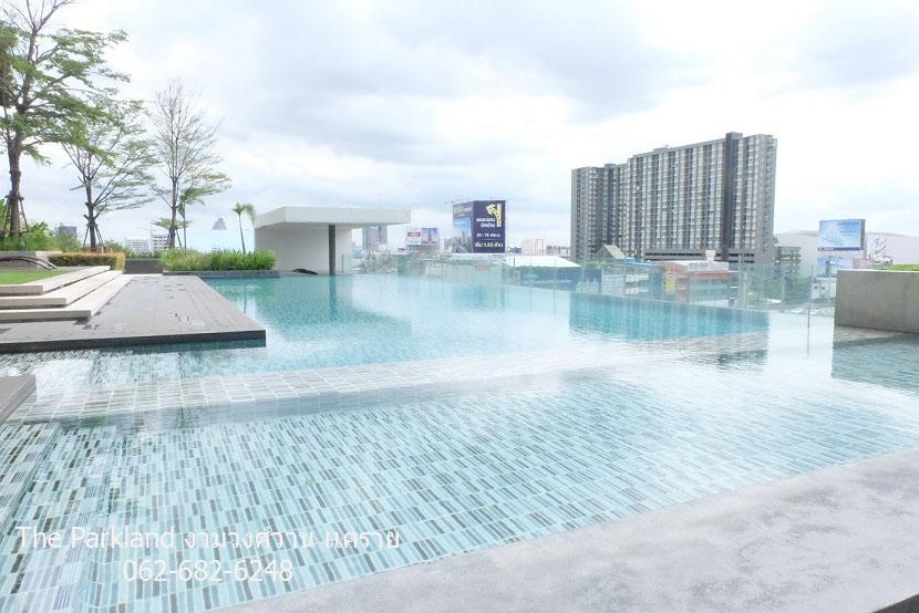 For SaleCondoChengwatana, Muangthong : Room for sell, The Parkland Ngamwongwan - Khae rai