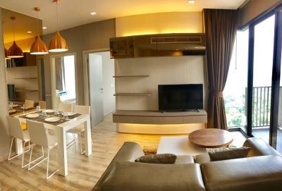 For RentCondoSapankwai,Jatujak : For Rent THE LINE Phahol-Pradipat 58 sqm 18th floor view Jatujak park