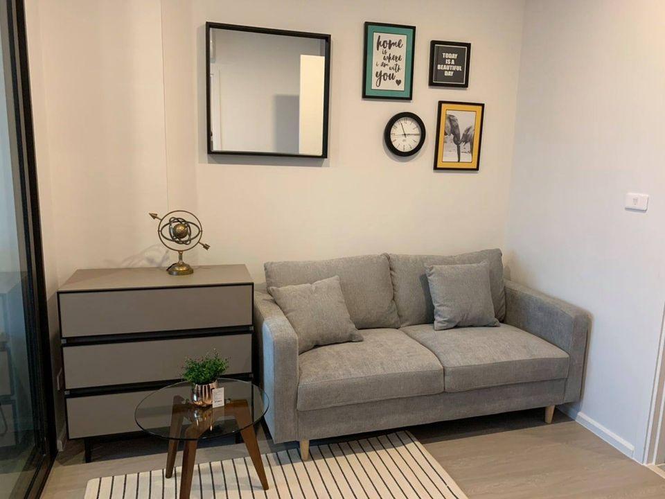 For RentCondoKasetsart, Ratchayothin : Condo for rent at Siela Sripatum, CIELA Sripatum High Rise, next to Sripatum BTS, new condo, 1 bedroom, 28 sq.m., 20th floor, fully furnished, ready to move in