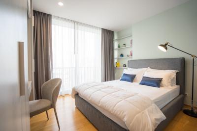 เช่าคอนโดสาทร นราธิวาส : ✨ให้เช่า 1 ห้องนอน แต่งสวย โนเบิล รีโว สีลม ติด BTS สุรศักดิ์✨